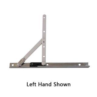 """10"""" Painted arm adjustable hinge"""