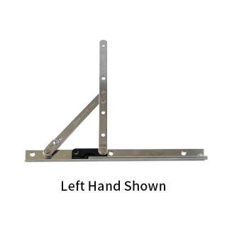 """10"""" Stainless steel arm adjustable hinge"""